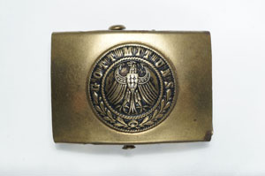 Reichsmarine belt buckle