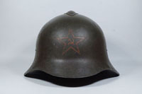 Soviet steel helmet 1936 year