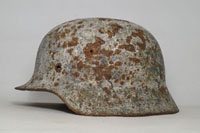 german helmet M35 winter camo
