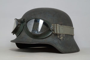 German motocycle goggles