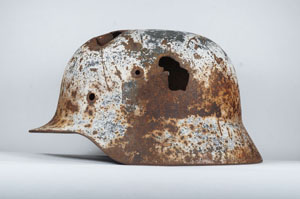 German helmet M35